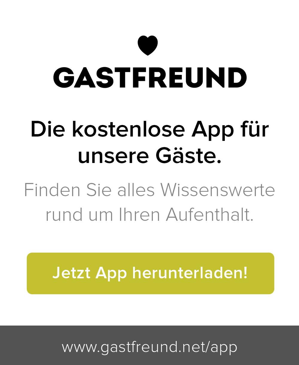 Gastfreund App laden